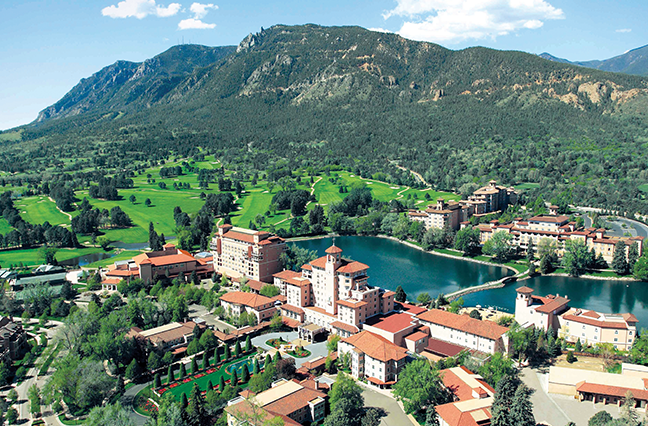 What's New at The Broadmoor?