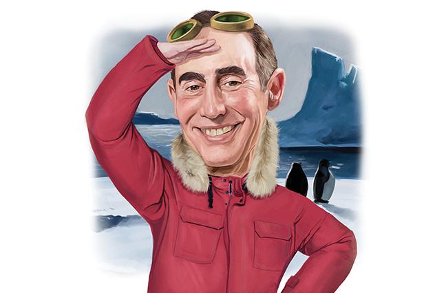 Alan Jay Kaufman, Chairman, President and CEO, H.W. Kaufman Financial Group