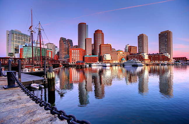 Reinventing Beantown