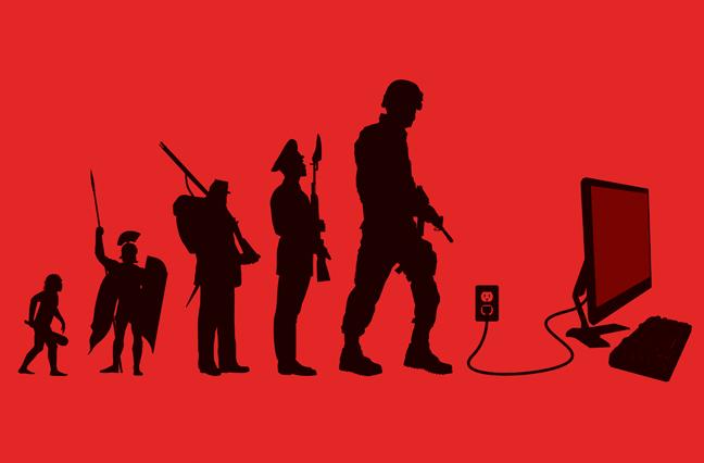 The Evolution of War