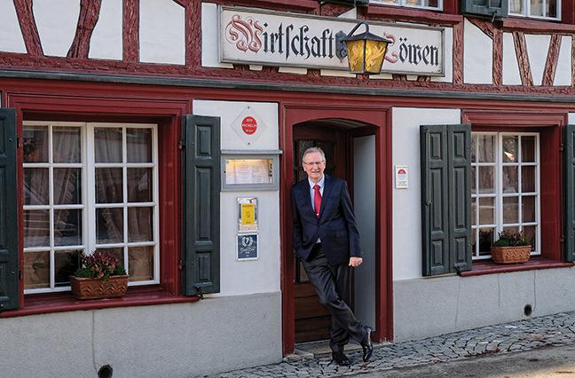 Jörg Schmidt's Weinfelden, Switzerland