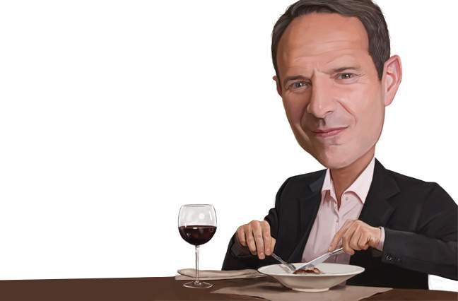 Hervé Balzano, head of AXA Employee Benefits