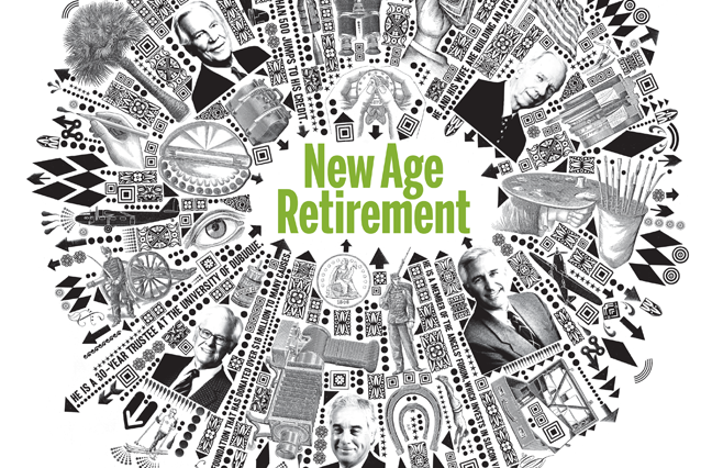New Age Retirement