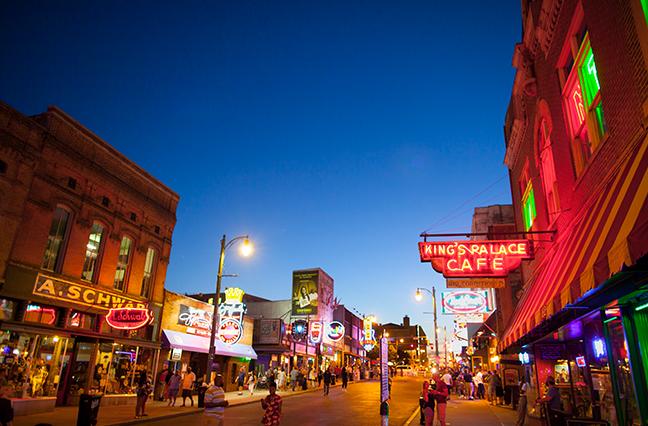 Soulful Memphis
