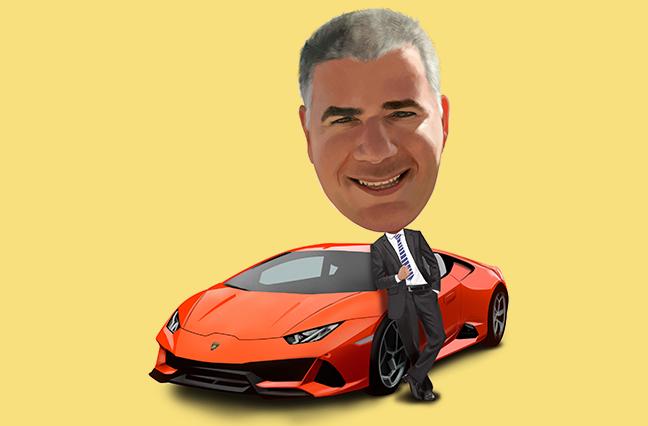 Jamil El Bahou, Chairman, Silverbrook Holdings