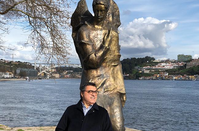José Manuel Fonseca's Porto, Portugal