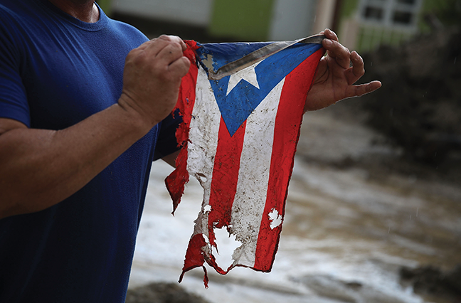 Developments in Puerto Rico