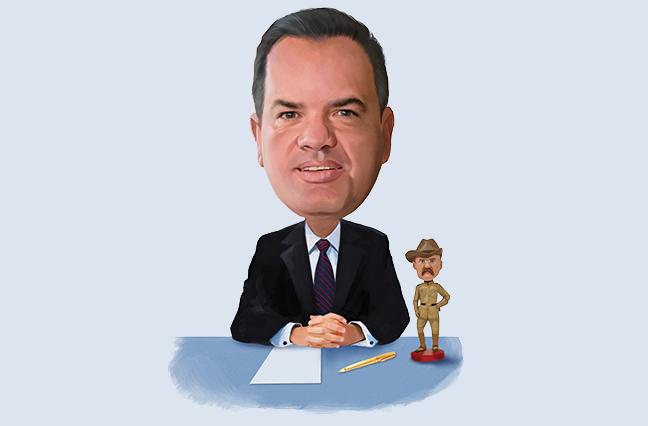 Ross Buchmueller, President & CEO, PURE Insurance