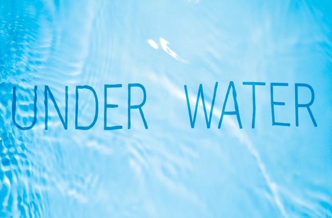 Still Underwater!