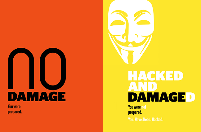 Hacked and Damaged