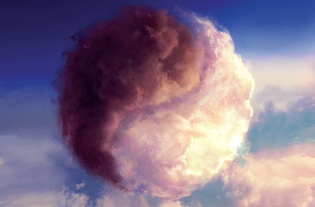 The Yin and Yang of Cloud Computing