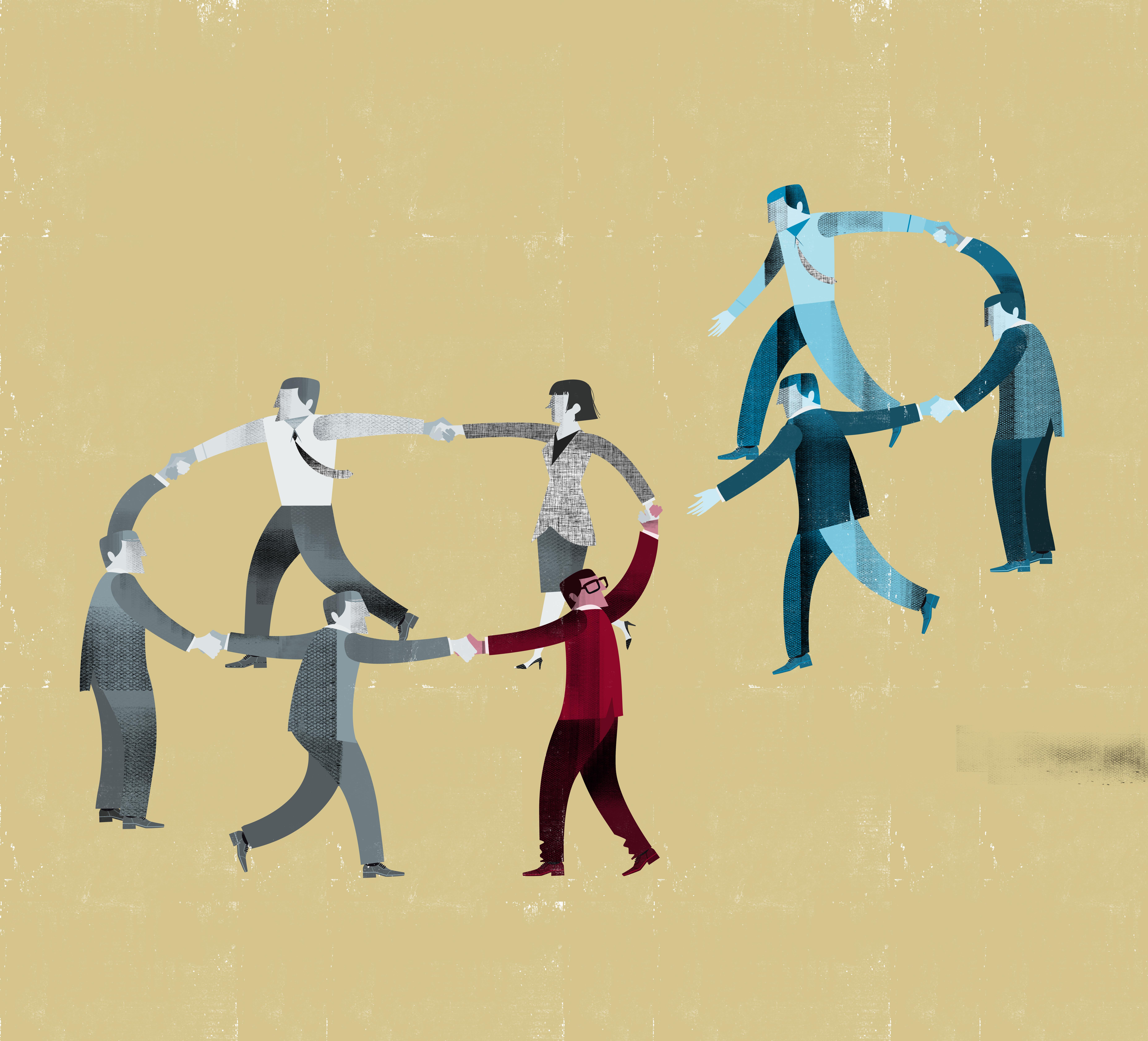 Mentor vs. Sponsor