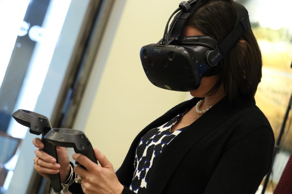 The Role of Virtual Reality in D&I