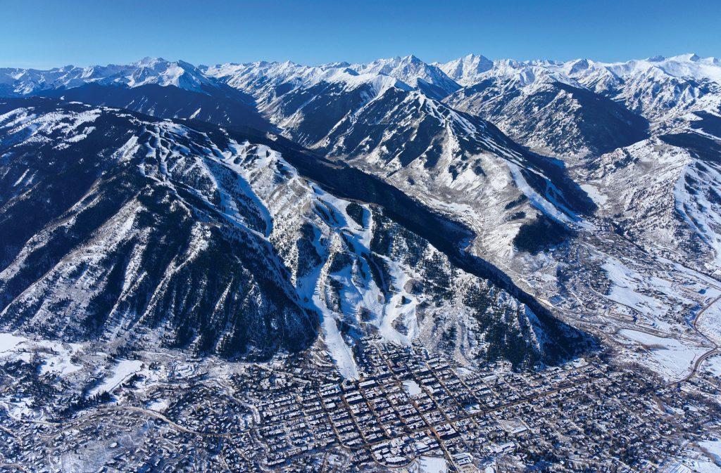 Aspen, Colorado: Ski 2020