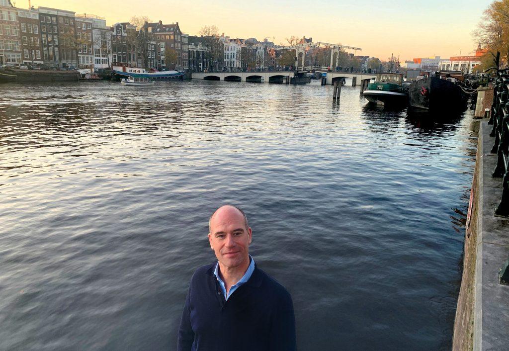 Daniel De Swaan's Amsterdam