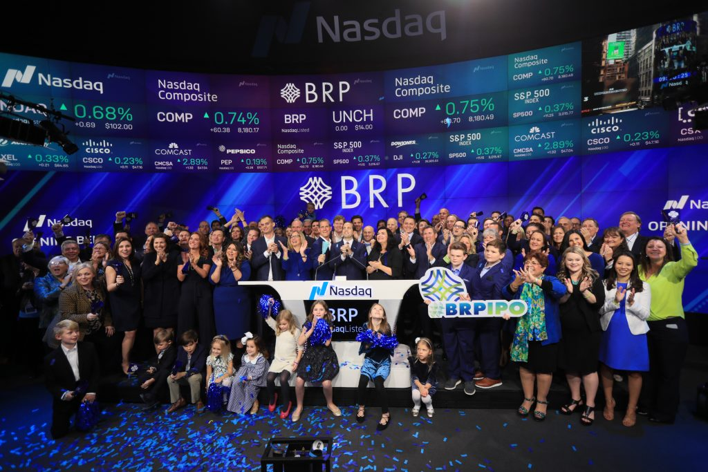 Trevor Baldwin Talks BRP IPO