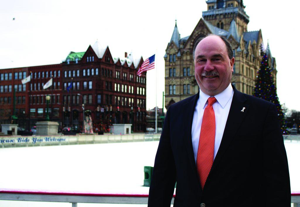 Pierre Morrisseau's Syracuse