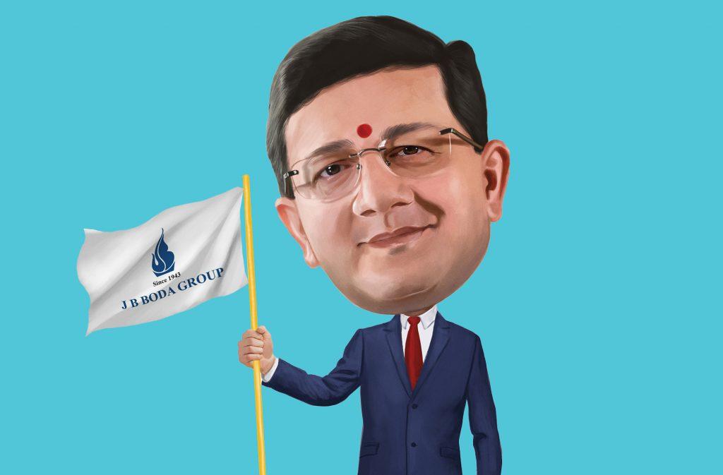 Gautam Boda, Vice Chairman & Managing Director, J.B. Boda Group