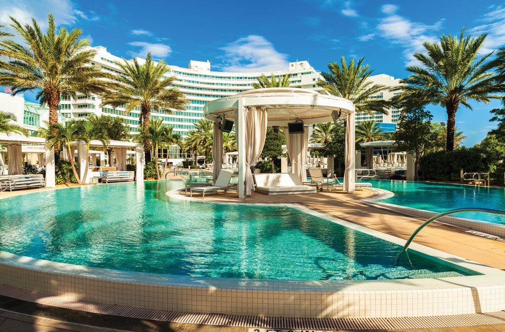 A Grand Setting Meets a Good Time in Miami Beach