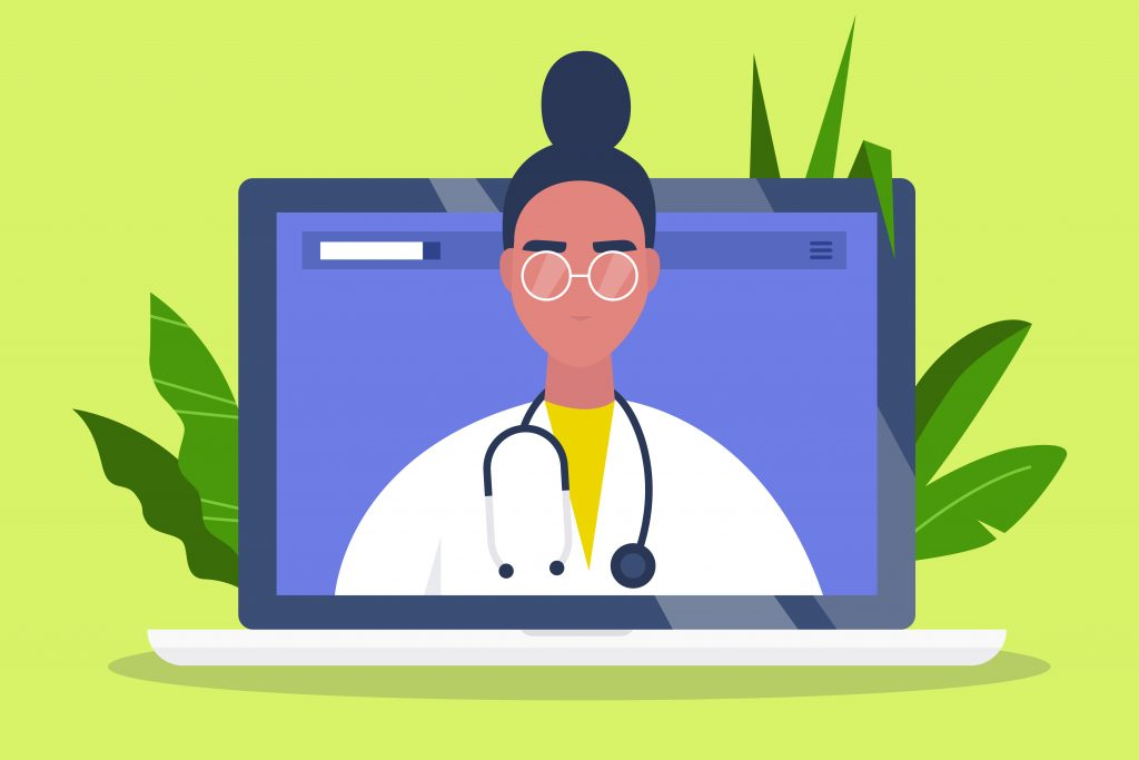 Telemedicine (Finally) Arrives as 'Front Door' to Care