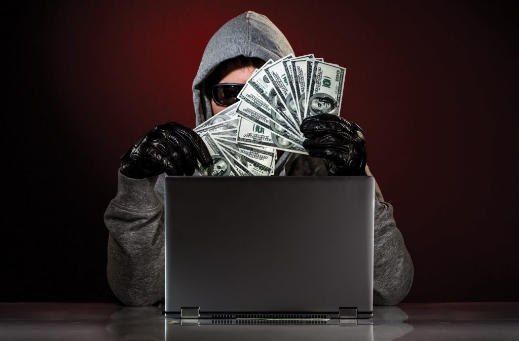 Cyber Criminals Take the Cash