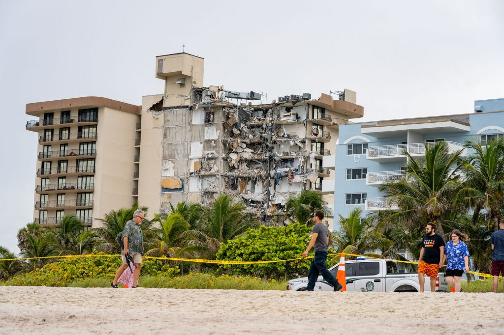 Questions Surface in Surfside Condo Collapse