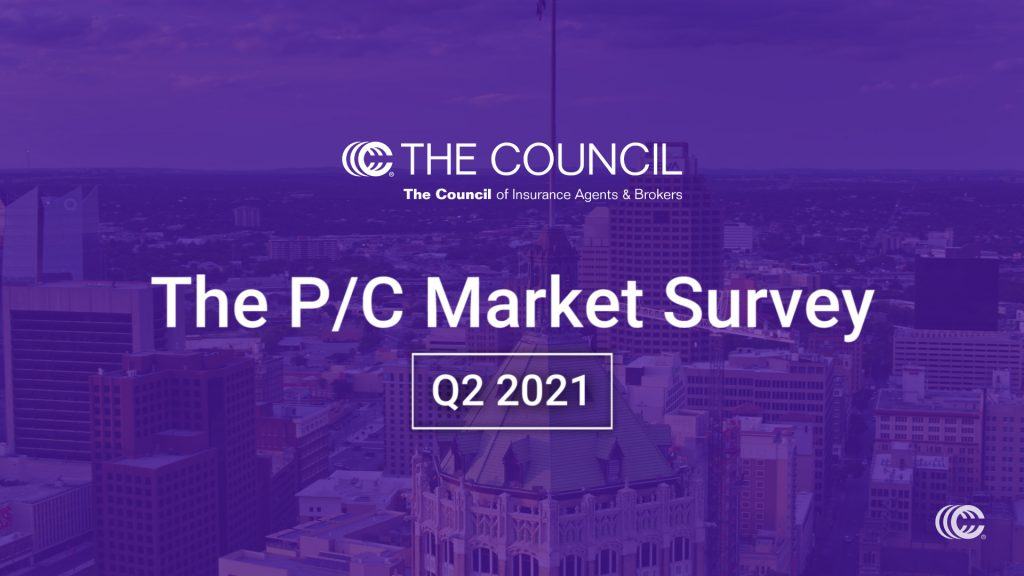 The Results Are In: Commercial P/C Market Survey Q2 2021